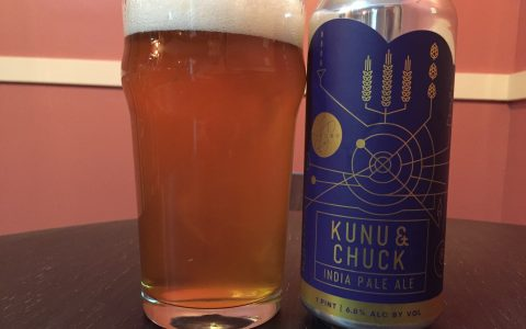 Kunu about this brewery, Chuck it out…